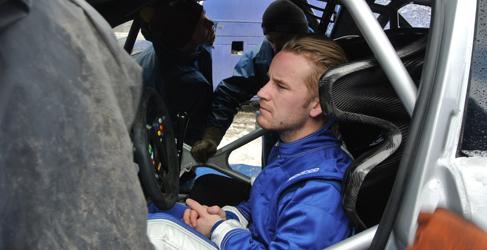 Citroën elige a Kris Meeke y Mads Ostberg para el WRC 2014