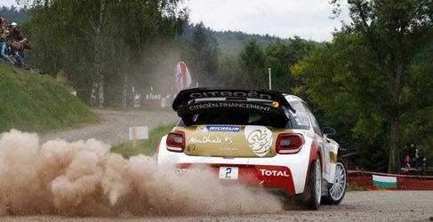 Los equipos completan su nómina de pilotos para el WRC 2014