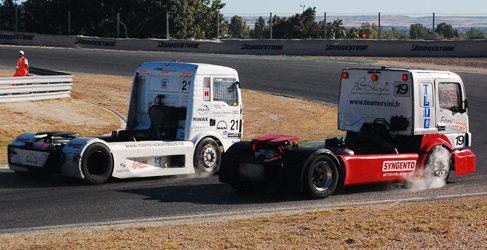 Calendario 2014 del Campeonato de Europa FIA de Camiones