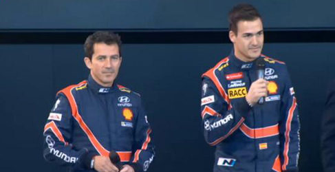 Dani Sordo busca disputar seis rallies con el Hyundai i20 WRC