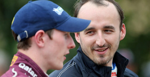 """Malcolm Wilson: """"Robert Kubica tiene deseo y hambre"""""""