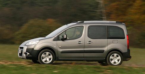 La Peugeot Partner Tepee también recibe el cambio ETG