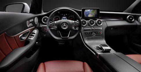 Mercedes-Benz presenta oficialmente la nueva Clase-C