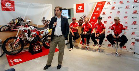 Gas Gas ha presentado su equipo para el Dakar 2014