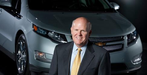 ¿Es real el futuro vehículo eléctrico de General Motors?