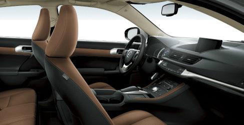 Así es el nuevo Lexus CT 200h