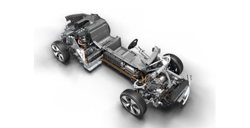 Vídeos promocionales del deportivo BMW i8