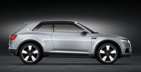 SQ2, SQ4 y F-tron, desvelados los nombres de los futuros Audi
