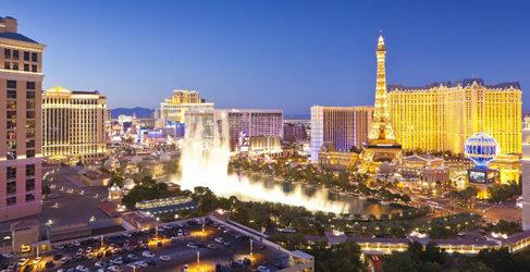 El debut público de la Formula E será en Las Vegas
