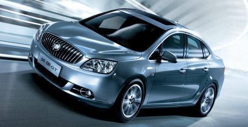 Llamamiento masivo de Chevrolet y Buick en China