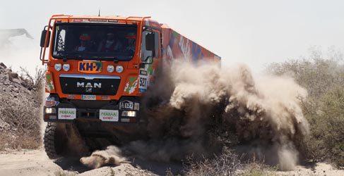 Dakar 2014: Brillante segunda etapa para los españoles