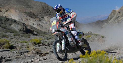 dakar 2014 etapa 3 clasificaciones