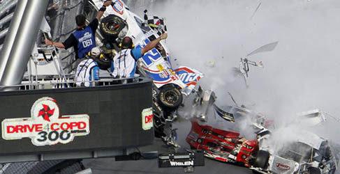 Las diferencias entre NASCAR y Europa: sistema de banderas 2