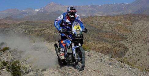 clasificaciones dakar 2014 cuarta etapa