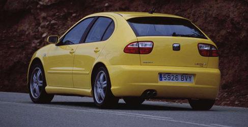 Descubre con nosotros: Seat León FR MK1