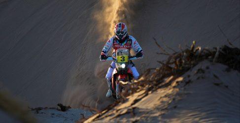 Dakar 2014, etapa 7: Nueva victoria para Joan Barreda y Honda
