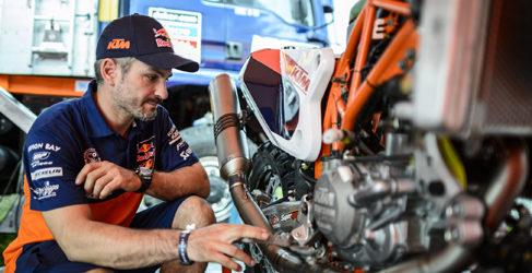 Dakar 2014: Los españoles sobreviven a la octava etapa