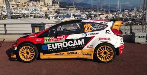 El Rally de Montecarlo estrena el Mundial de Rallies 2014