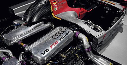 Audi se perfila como líder en innovación en Le Mans