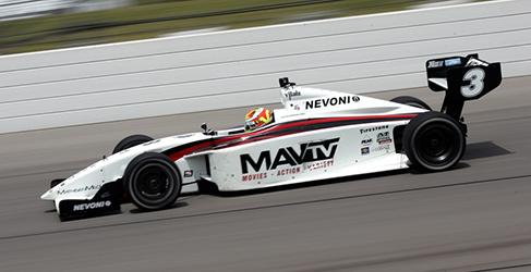 Victor Carbone aterriza en la GP3 con Trident