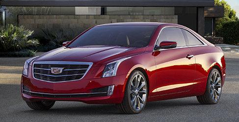 El Coupé americano se llama Cadillac ATS