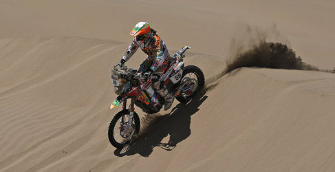 Dakar 2014: Nefasta décima etapa para los españoles