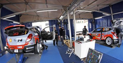 Debut amargo de Hyundai Shell WRT en el 'Monte'