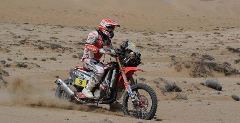 clasificaciones etapa 12 dakar 2014
