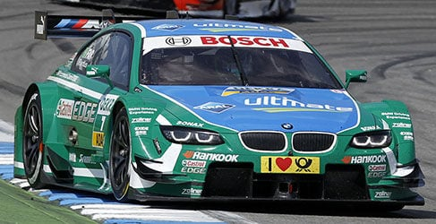 Augusto Farfus quiere una carrera del DTM en Brasil