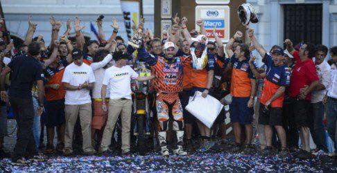Dakar 2014: Declaraciones de los campeones españoles