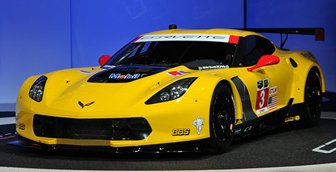 Corvette CR7