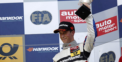 Alexander Sims nuevo piloto de fábrica de BMW en GT
