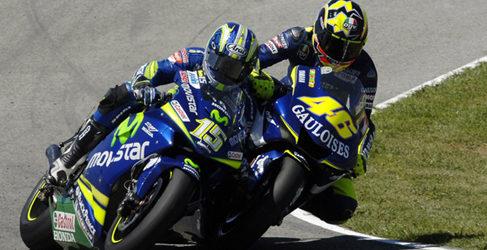Movistar podría ser sponsor de Yamaha en MotoGP