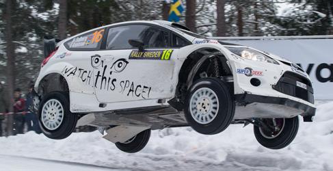 Baile de copilotos de cara al Rally de Suecia