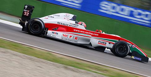 Luca Ghiotto confirmado por Draco Racing para las World Series 2014