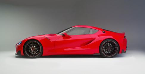 Toyota confirma el FT-1 como el futuro Supra