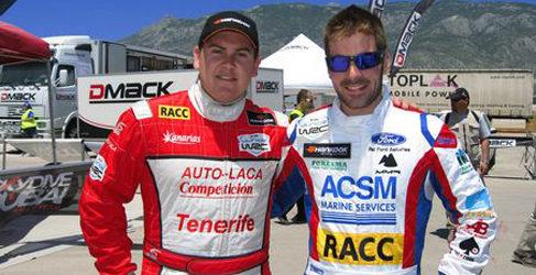 3 españoles entre los 12 inscritos de la Drive DMACK Fiesta Cup del WRC