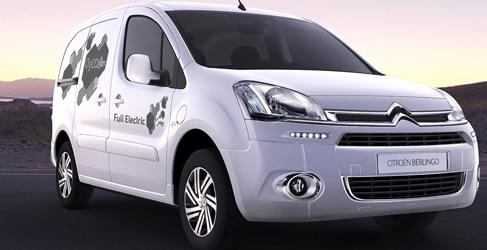 Es presentada la nueva Citroën Berlingo Electric