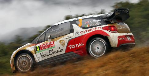 citroen WRC futuro