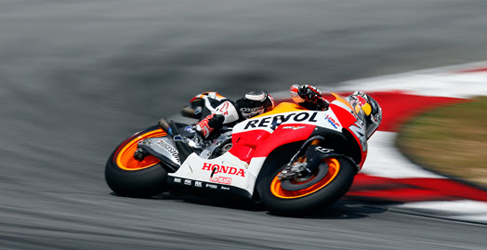 Los pilotos de MotoGP hablan en la segunda jornada en Sepang