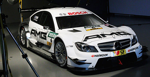 Mercedes DTM Paul Di Resta
