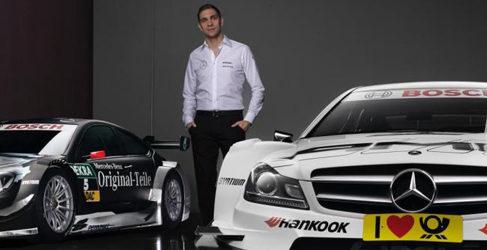 Vitaly Petrov confirmado con Mercedes en el DTM 2014