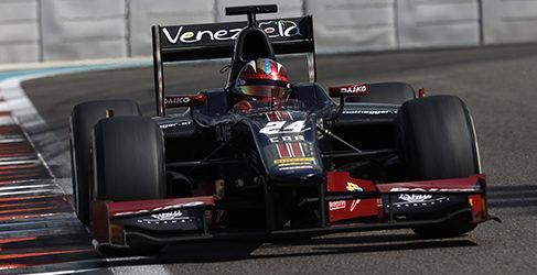 Johnny Cecotto firma con Trident y estará en GP2