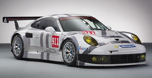 Porsche presenta el 919 Hybrid para Le Mans