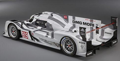 Los secretos del Porsche 919 Hybrid para el WEC