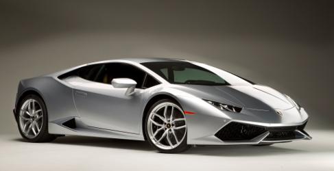 Lamborghini presenta el Huracan en Europa