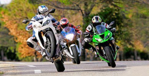 El sector de la moto sigue creciendo en febrero