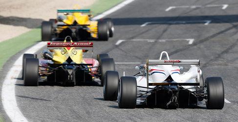 Primera lista de inscritos del FIA Formula 3 European para 2014