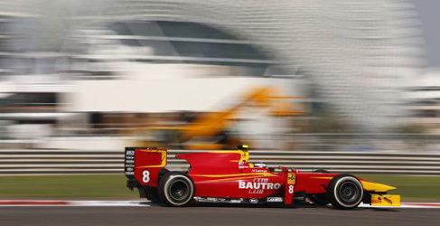 Stefano Coletti fichado por Racing Engineering en GP2