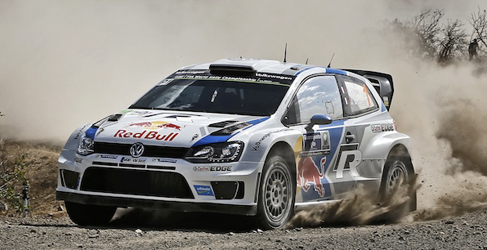 ogier win rally mexico